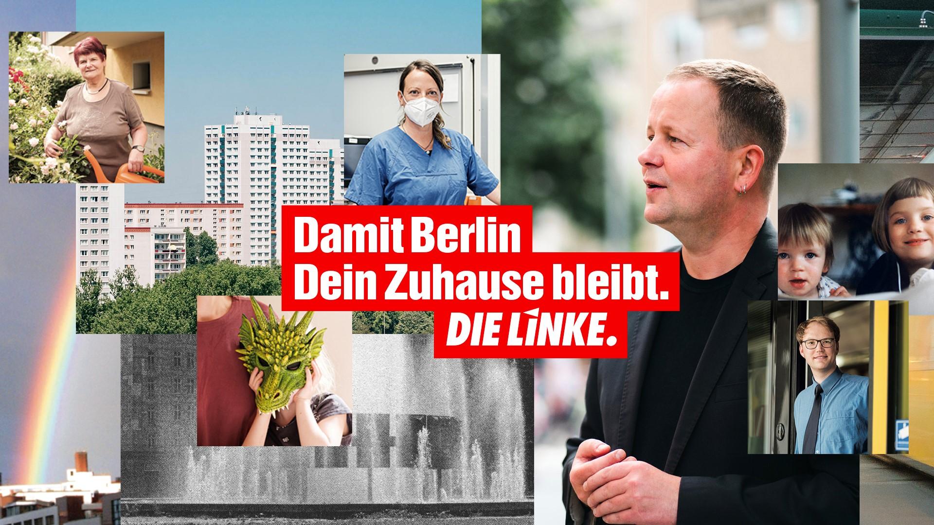 DIE LINKE. Berlin